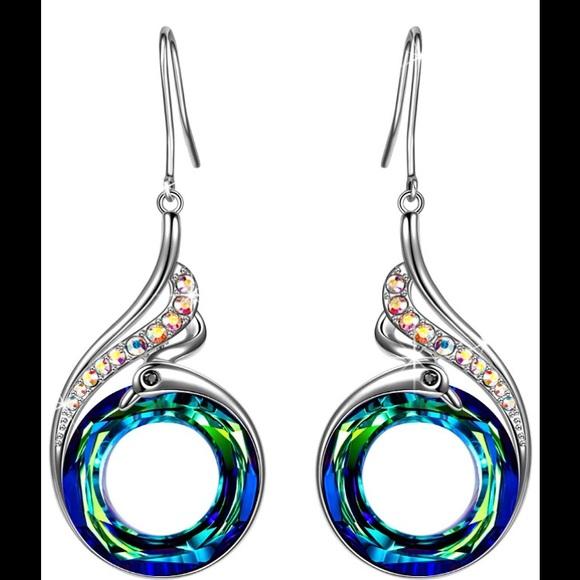 5f15784ba Kate Lynn Jewelry | Nirvana Of Phoenix Swarovski Crystal Earrings ...